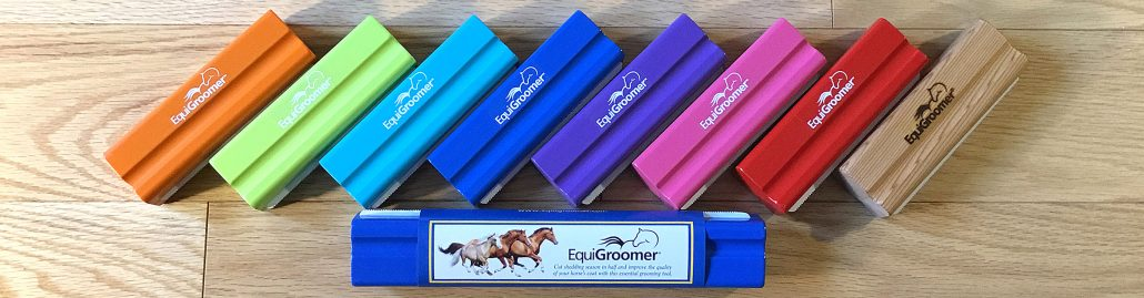 Grooming Tools from EquiGroomer