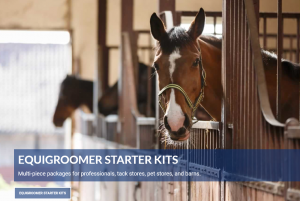 EquiGroomer Kits for Horses