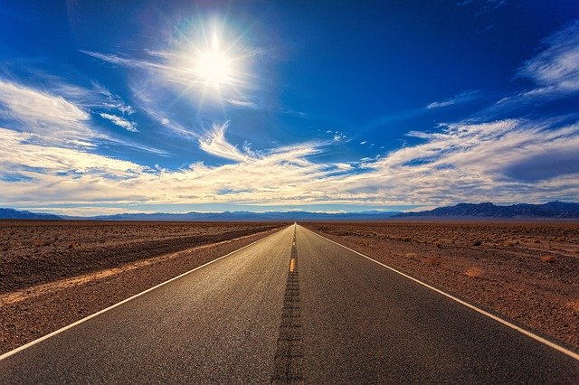 Death Valley experiences extreme heat