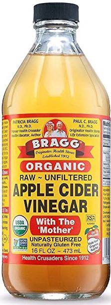 Bottle Apple Cider Vinegar